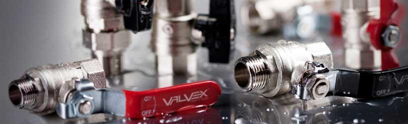 Accesorios para calefacción y válvulas Valvex