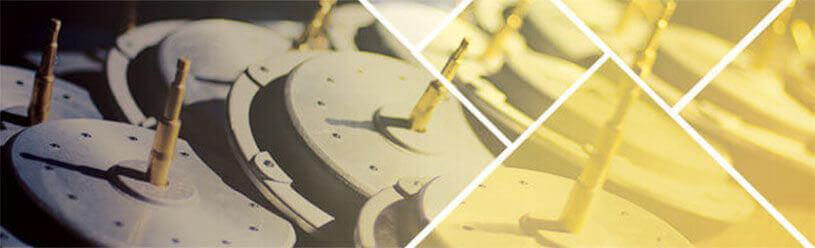 Reguladores de presión y accesorios de las marcas: Eska Valve, Pietro Fiorentini y Madas