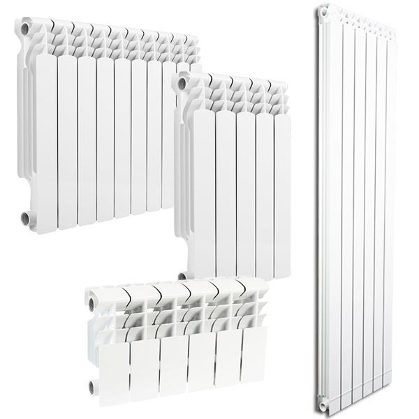 Radiadores modulares de aluminio sti ltda - Radiadores aluminio calefaccion ...