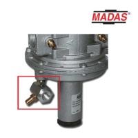 Kit de relación gas aire para equipos de combustión AG-RC Madas