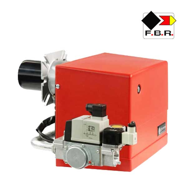 Quemadores de gas natural para hornos X2 CE TL FBR