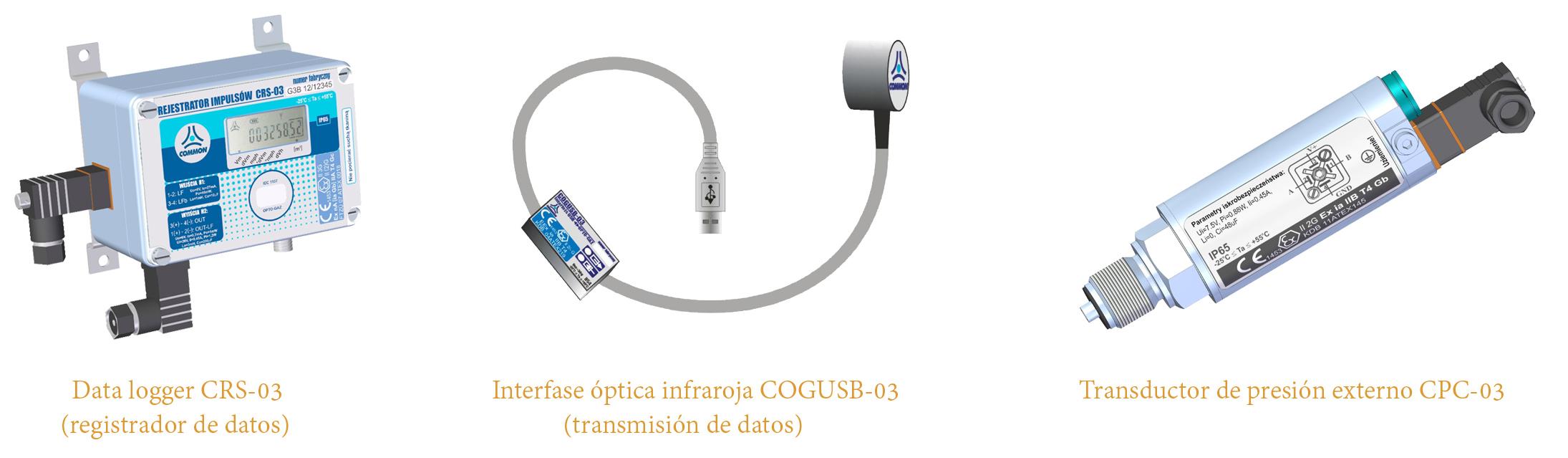 Data-logger-CRS-03_Interfase-optica-infraroja-COGUSB-03