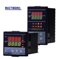 Controladores PID de temperatura MC-2438 y MC-2538 maxthermo
