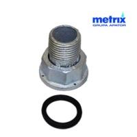 conectores para medidores de gas metrix