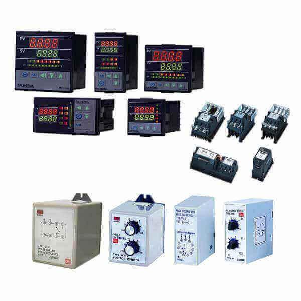 Resultado de imagen para instrumentos de control industrial