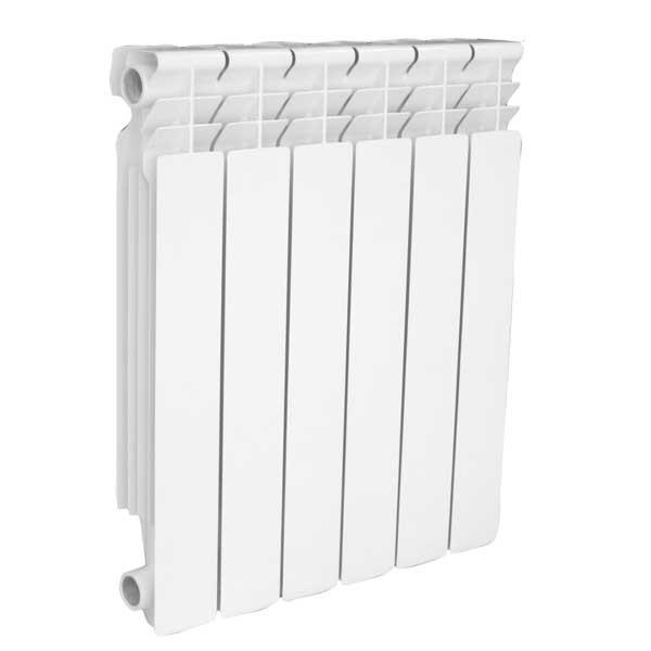 radiador aluminio NSR-005B Warmguard calefaccion 6 elementos