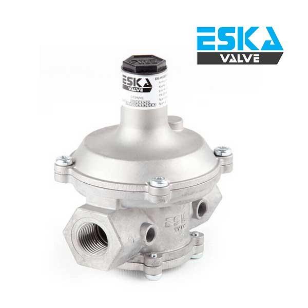 regulador de presion para gas ERG-M Eska Valve