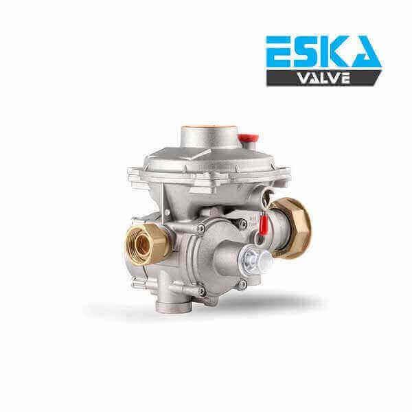 regulador de presion para gas ERG-SE Eska Valve 1