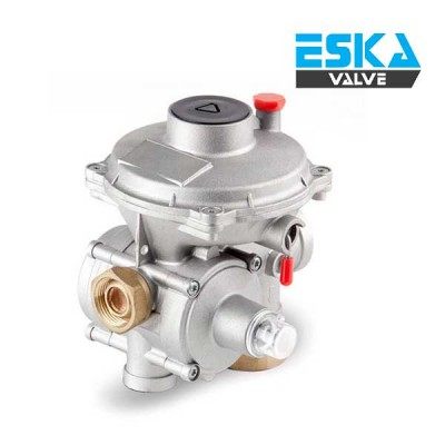 regulador de presion para gas ERG-SE Eska Valve