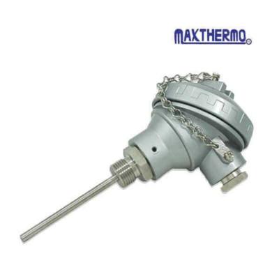 termocuplas tipo j tipo k con cabezal mt-106 maxthermo