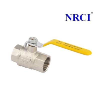 valvulas de bola para gas natural nrci