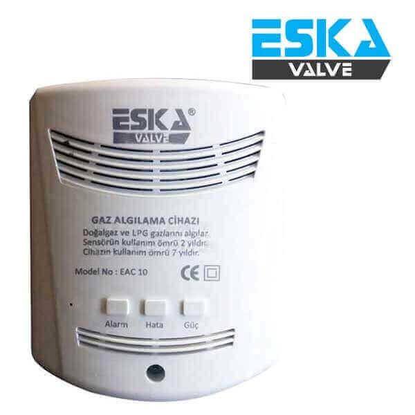 detector de fugas de gas natural glp eac 10 eska valve