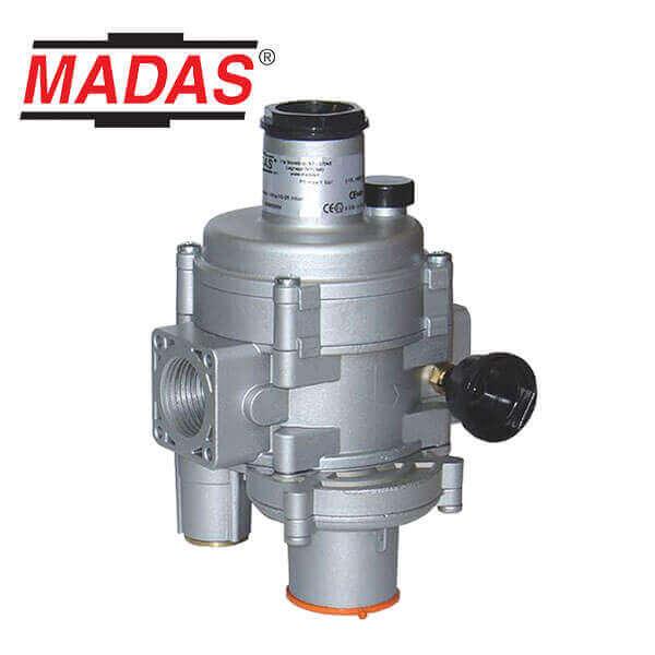 Regulador de presion de gas frg 2mbc madas sti ltda - Regulador de gas ...