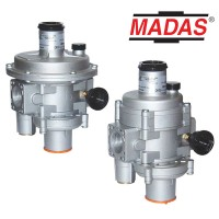 Regulador-de-presion-de-gas-segunda-etapa-FRG-2MBLZ-FRG-2MBCLZ-Madas