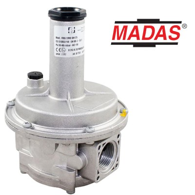 Regulador-de-presion-de-gas-segunda-etapa-FRG-2MC-Madas