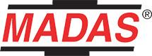 Logo madas reguladores de presion de gas de primera y segunda etapa