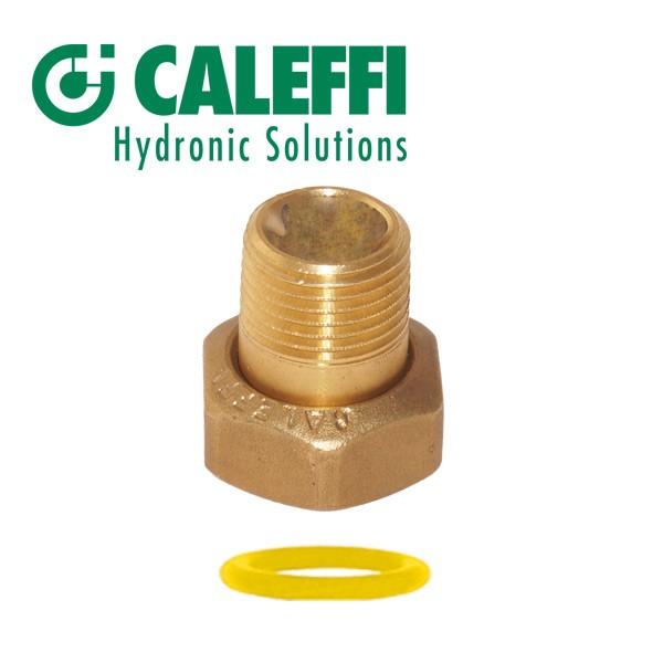 conector-esferoconico-lineal-dos-piezas-chuchu-valve-reguladores-caleffi-gas-agua-calefaccion