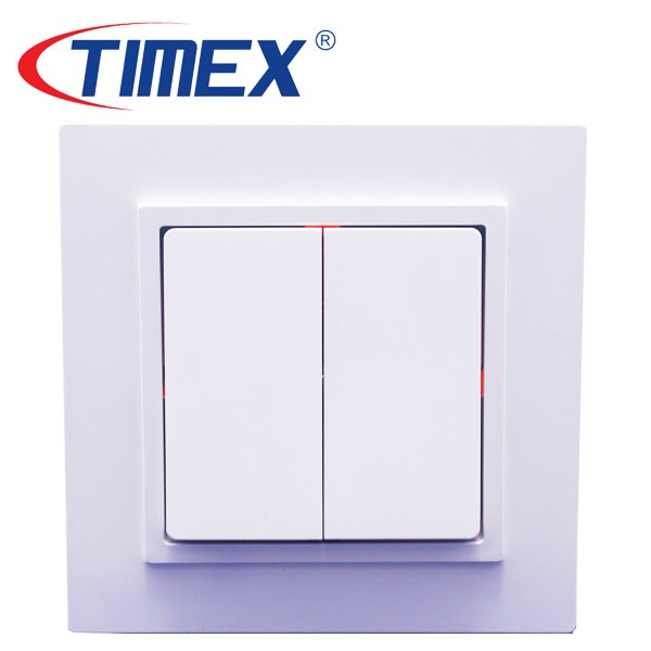 interruptor-doble-magic-indicador-luminoso-16A-blanco-WP-2M-timex