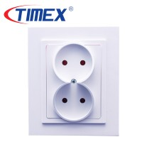 tomacorrientes-doble-magic-schuko-16A-blanco-GPT-5M-timex