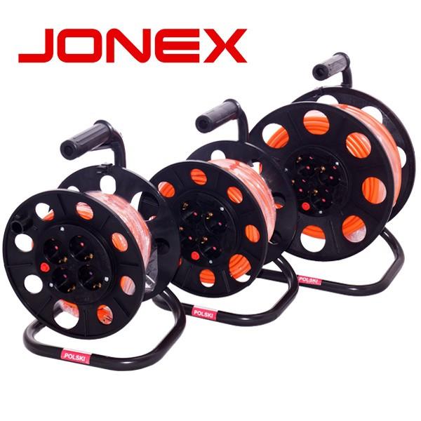 alargadores-tipo-tambor-schuko-10A-16A-con-seguridades-jonex
