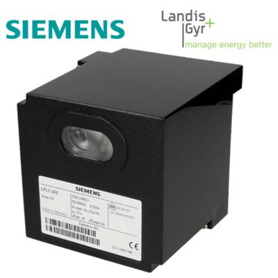 programador-controlador-de-llama-centralita-quemadores-a-gas-diesel-duales-LFL-1.322-Siemens-landis-and-gyr
